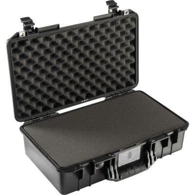 Case With Foam 1525, Black Ext. Dim: 21.96'' x 13.97'' x 7.49'' (55.8 x 35.5 x 19 cm), PELICAN (015250-0000-110)