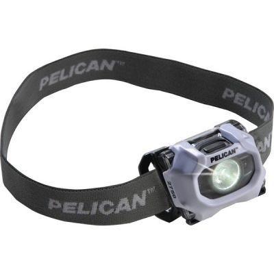 Headlight LED 2750, White, 3-AAA Cells, Lumens 193/63, PELICAN (027500-0100-230)