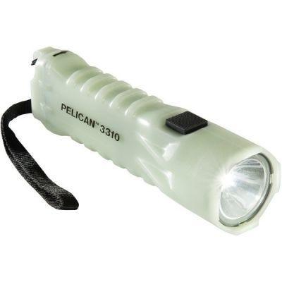 Flashlight LED 3-AAA Cells, 3310PL, Lumens 378/39, PELICAN (033100-0100-247)