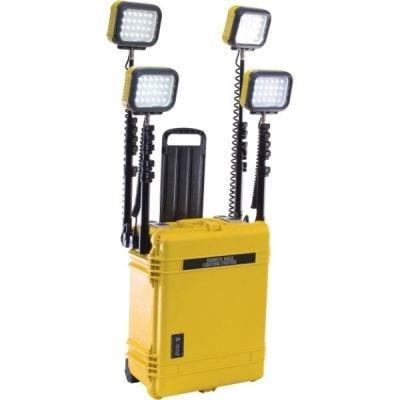 Remote Area Lighting System 9470, Yellow, Lumens 24000, PELICAN (094700-0002-245)