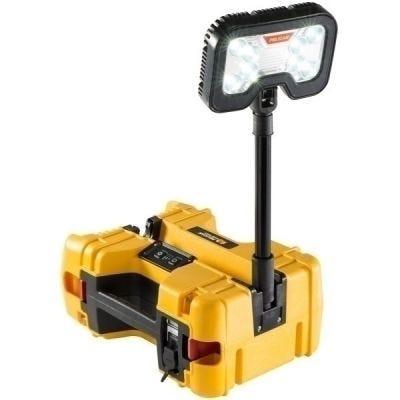 Remote Area Lighting System 9480, Yellow, Lumens 4000/3000/1000, PELICAN (094800-0000-245)