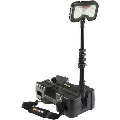 Remote Area Lighting System 9490, Black, Lumens 6000, PELICAN (094900-0000-110)