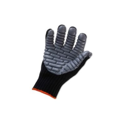 Glove ProFlex #9000 Certified Lightweight Anti-Vibration Series  Glove Size: M, Color: Black, ERGODYNE (16453)