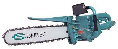 Saw Chain Air 17'', 4HP motor, 33'' bar, 90 psi, 92 cfm, 3/4''NPTF connection, 25lbs. CS UNITEC (510070010)