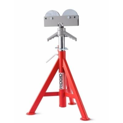 Pipe Stand, Vise Roller Low # RJ98 Pipe Cap 12'' Height 24''-42'' / 61-107 CM, RIDGID (56667)