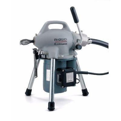 Drain Cleaner, 50/60HZ Aust/Export Machine Only, RIDGID (76455)