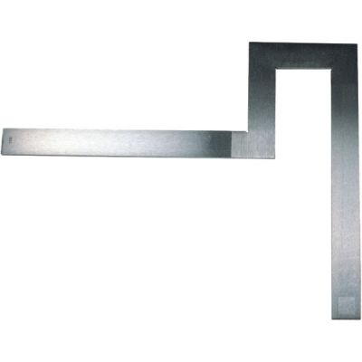 Square Flange Steel Of Carbon Steel Zinc Plated, 600 x 600mm, RICHTER (913FW-600x600)
