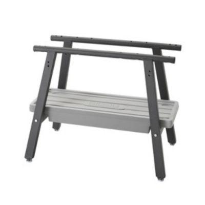 Stand # 100A For Universal Threading Machine W/O Wheel W/Leg & Tray, RIDGID (92457)