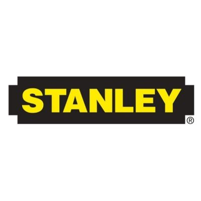 1/2'' Drive Socket Thin Wall Deep Impact 6 Point 19 mm AF, 77 mm OAL, Steel Black Finish, STANLEY (95-853-1-22)