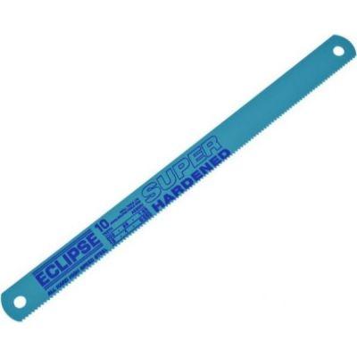 Hacksaw Blade HSS, Metal Cutting, Size: 12'' x 1'' x 0.050, 10 Teeth, High Speed Steel, ECLIPSE (AE203V)
