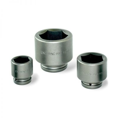 BSH Series Sockets, Hex Sizes: 3/4'' - 6.1/8'' In. & 19 - 155 MM, Supplied With Pin & Ring, ENERPAC (BSH25110)