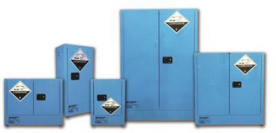 Cabinet, Corrosive Storage, 1 door, 1 shelf. SPILL STATION (CC1D57)