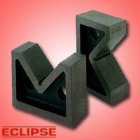 Vee Block, 100 capacity x 125 B x 45 W x 90 mm H, ECLIPSE (E213)
