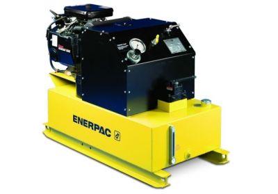 EMG Series Gasoline Pump, Reservoir Capacity: 18 Gal., Max. Operating Pressure: 10,000 PSI, ENERPAC (EGM8418)