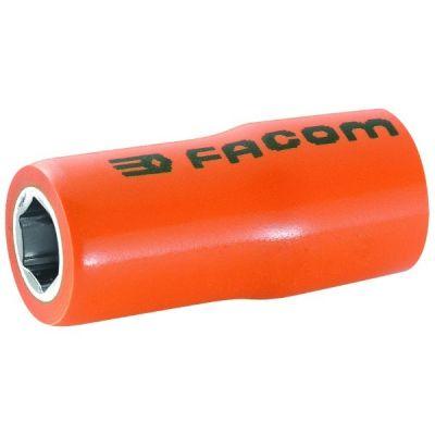 VDE, 1/4'' Drive Socket 6 Point 1000V Insulated 6mm, FACOM (R.6AVSE)