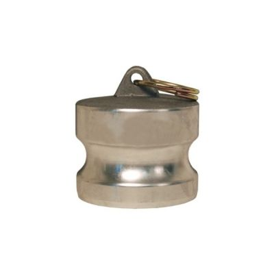 Plug, Global Cam & Groove Type DP Dust Plugs, Size 4'', 316 Investment Cast Stainless Steel