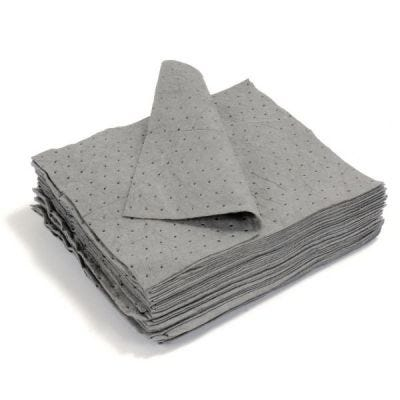Pad, absorbent, laminated, GP, 480 x 430 mm, 400gsm, 100/pack. SPILL STATION (GP403)