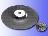 Backing Pad Rubber With Nut For Sanding Disc 178mm/7'' x M14 x 2.0 PFERD (GT178MF)
