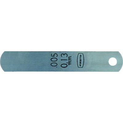 Feeler Gauge Short Blade 0.002'', Steel Chrome Finish, PROTO (J002)