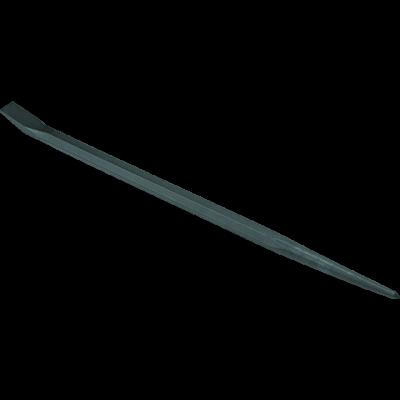 Pry bar aligning 5/8'' x 5/8'', length 18'', steel black finish, PROTO (J2120)