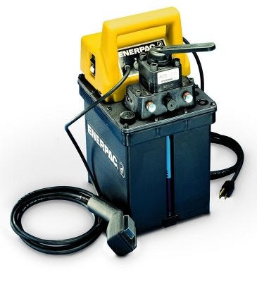 PE Series Submerged Electric. Pump, ENERPAC (PED1101B)