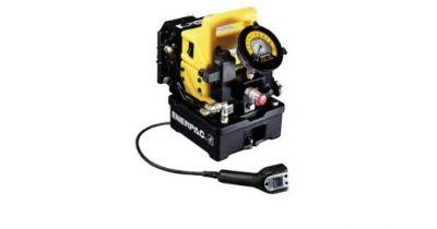 PMU Series Portable Electric Torque Wrench Pumps, Reservoir Capacity: 0.50, Max. Operating Pressure: 10,000 & 11,600 PSI, ENERPAC (PMU10422)