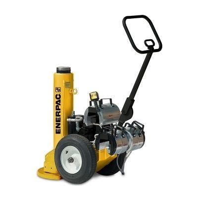 PR Series Power Riser Lifting Jack, Capacity: 60 -200 Tons, Stroke: 14 - 27 In., Max. Operating Pressure: 10,000 PSI