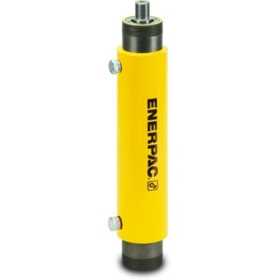 RD Series Double Acting, Precision production Cylinders, Capacity: 4 - 25 Tons, Stroke: 1.13 - 10.25 In., Max Operating Pressure: 10,000 PSI, ENERPAC (RD91)