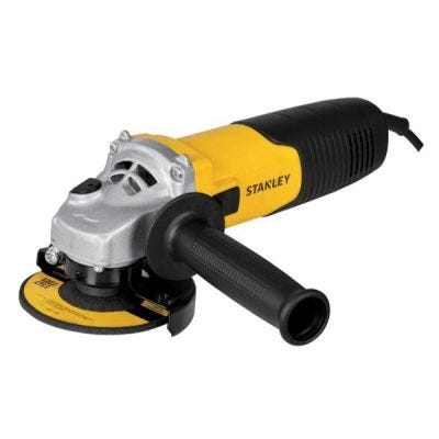 Grinder, Slide Switch Small Angle Grinder 680W 100mm 11,000 RPM, STANLEY (STGS6100-XD)