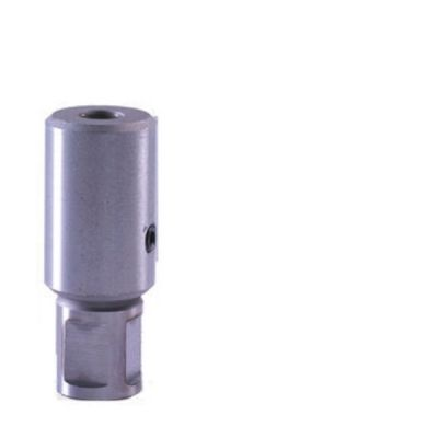 Tap Holder M10 Din376, 7 mm shank for Drilling machines, Stainless Steel, EUROBOOR (TCM.10D376)