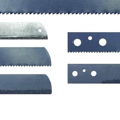 Hacksaw Blade HSS 8'' x 1'' W x 1/16'' T x 16 TPI, Max Cut 3.1/8'' dia. For Steel. CS UNITEC (Z22-10HSS)