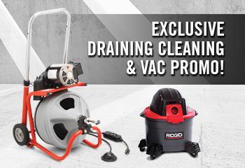 RIDGID EXCLUSIVE 2 WEEKS PROMO