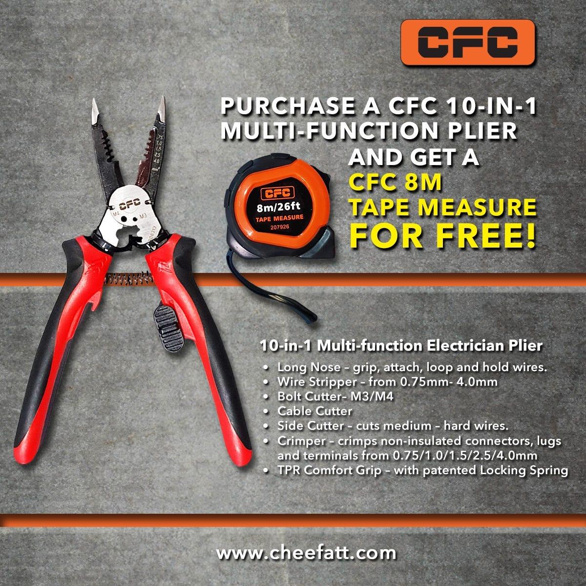 CFC 10-in-1 Promo